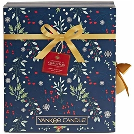 Yankee Candle Christmas Advent Book